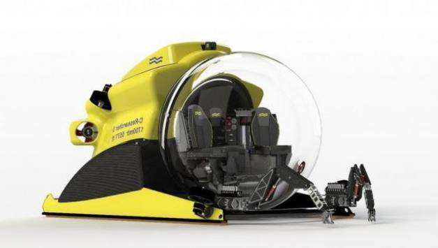 U-Boat Worx C-Researcher 3